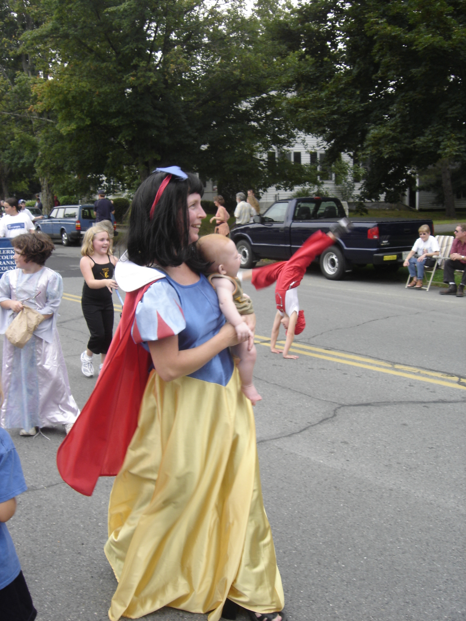 Old Home Days Parade, Aug 19, 2006